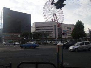 THE 鹿児島駅前
